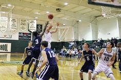 If you're near Asheville Saturday, January 10, stop by Christ School and help cheer for the Greenies varsity basketball team as they host Covenant Day School at 3:00 p.m. http://www.christschool.org/page.cfm?p=276 Go Greenies!  We will also have a live-stream so you can watch from home: www.christschool.org/live