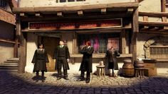 Harry Potter Comes to PlayStation Home | EGMNOW