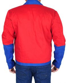 Baywatch Dwayne Johnson Red Movie Cotton Jacket Red Costume, Costumes, Baywatch, Dwayne Johnson, Cotton Jacket, Celebs, Celebrities, Shirt Style, Red And Blue
