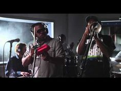 "Stooges Brass Band perform ""Wind It Up"" Live at Red Bull Studio Sessions"