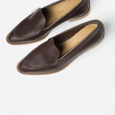 The Modern Loafer in Burgundy