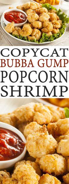 Love Bubba Gump's Po