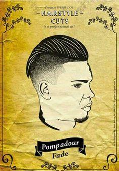 Nome dos cortes de cabelo