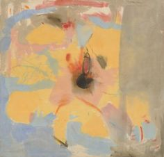 Helen Frankenthaler, Granada, 1953