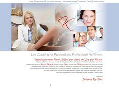 Life Coaching Web Design that Works! Life Coaching professionals need web design that fully conveys the passion and vision they bring to their clients. A polished, appealing web site speaks well of a vibrant, dedicated Life Coach whose work inspires others to reach important goals and do their personal best.