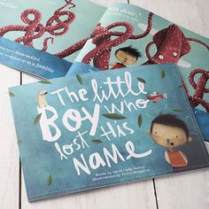 personalised child's story book by lostmy.name | notonthehighstreet.com