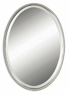 Etonnant Sherise Oval Wall Mirror, Essentialsinside.com (hand Forged Metal Frame  With A