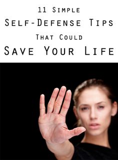 You don't need to be a tae kwon do expert to defend yourself against an attacker.   Here are 11 simple and effective self defense tactics or techniques that ANYONE can use against an attacker.