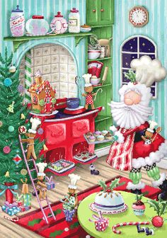 Luxury large Advent Calendars featuring our favourite characters and their zany Christmas adventures.  Delightful hidden images behind each window, build the excitement up to Christmas Eve.