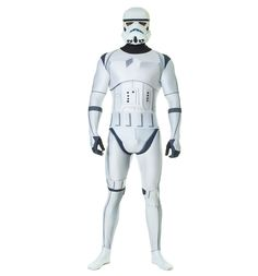 Morph Costumes Star Wars Stormtrooper Morphsuit The Stormtrooper Costume is going to turn you into one of the most iconic characters this side of the Death Star. Have you got the minerals to wear this costume? Morphsuit sizing is based on height: M http://www.MightGet.com/february-2017-3/morph-costumes-star-wars-stormtrooper-morphsuit.asp