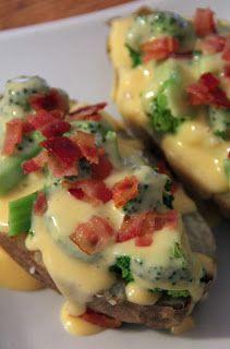 Deluxe Baked Potato