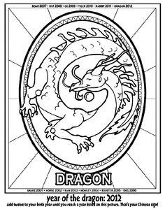 193 Best mythical dragon/unicorn colouring images