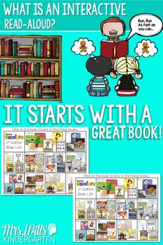 Interactive read aloud with webinar replay. How can you teach for deep comprehension? Reading comprehension is taught through an interactive read aloud.