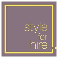 Style For Hire: Personal shopping just for your needs.