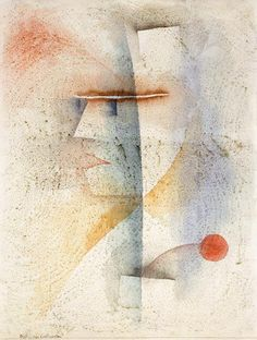 Paul Klee - Portrait of a Costumed Man, 1929