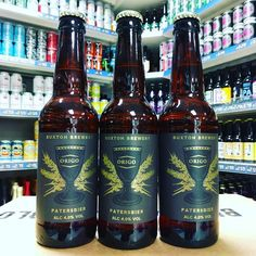 Patersbier - 4% part of @buxtonbrewery Belgian range available now