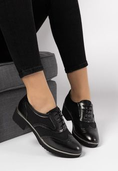 Pantofi Oxford Antona Negri