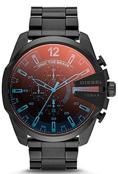 Diesel Men's DZ4318 Diesel Chief Series Analog Display Analog Quartz Black Watch Diesel, http://www.amazon.com/dp/B00HRB8AX4/ref=cm_sw_r_pi_dp_gRdVtb15MQTS0F65