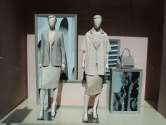 VM SHOW, NEW STORE OPENING AND WINDOW CAMPAIGNS - VM