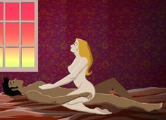 Messieurs, voici ce que votre position sexuelle préférée dit de vous ! Ceux qui adorent la levrette vont être contents...