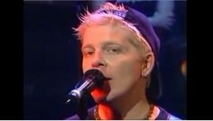 Dexter Holland from The Offspring (young)