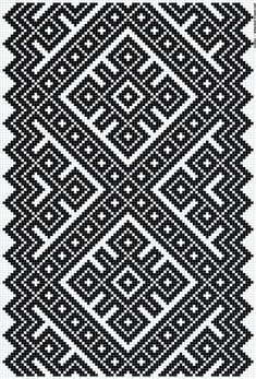 Smøyg – Vevstua Bull-Sveen Cross Stitch Tree, Cross Stitch Borders, Cross Stitch Flowers, Cross Stitch Patterns, Hand Embroidery Patterns Flowers, Embroidery Stitches, Embroidery Designs, Bead Loom Patterns, Weaving Patterns