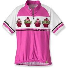 I would wear this in a heartbeat if I could find it.  Sugoi, if you're listening, this is the best bike jersey EVER.