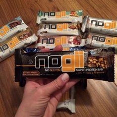 NoGii Protein Bars #GlutenFree #CDAM15