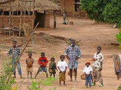 The social climate in Mozambique