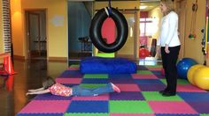 Educational Activities to Strengthen Core Muscles for Higher Learning | ilslearningcorner.com #brain #spd #autism
