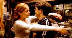 "jayhalsstead: "" harry potter meme ϟ relationships: harry potter & hermione granger """"None of the others had noticed a thing. Harry Potter Film, Harry Potter World, Harry Potter Friendship, Arte Do Harry Potter, Harry Potter Universal, Harry Potter Fandom, Harry Potter Hogwarts, Harry And Hermione, Hermione Granger"