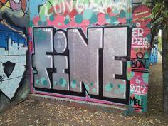 #barcelona #graffiti #spain - south of the city 2012
