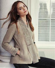 Image of Pure Sheepskin Jacket