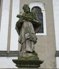 Sv. Jan Nepomucký - Šluknov - Česko