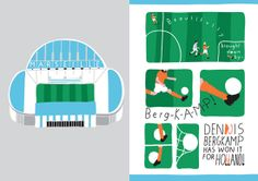 Football Stadiums - Oscar Bolton Green