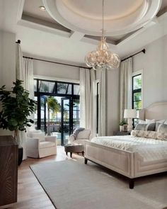 Southern Home Interior Ending a perfect Saturday with a perfect bedroom by Soco Interiors as featured o. - Bedrooms design - Home Interior Ending a perfect Saturday with a perfect bedroom by Soco Interiors as featured o. Luxury Bedroom Furniture, Luxury Bedroom Design, Master Bedroom Design, Home Decor Bedroom, Bedroom Ideas, Bedroom Interiors, Master Suite, Romantic Master Bedroom, Farmhouse Master Bedroom