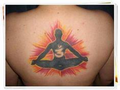 meditation tattoos