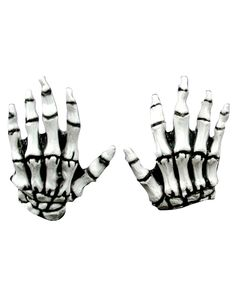 Skelett Handschuhe Junior Kostümzubehör Skeleton gloves Junior bone hands as costume accessories for children What would a really rickety skeleton be without bony hands and ghostly white hands. The skeleton gloves in child size are suitable for young ghosts and spirits. Practically, the skeleton gloves are open on the underside, so that a good grip … Skeleton gloves junior costume accessories yazısı ilk önce Party üzerinde ortaya çıktı.