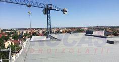 Va oferim solutia perfecta pentru hidroizolatia blocului.  www.procas.ro