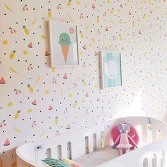 Super Fun Watermelon Wallpaper