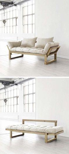 Los 8 mejores muebles multifuncionales para un hogar pequeño