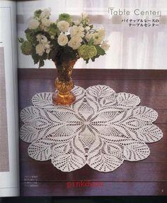 Ondori Crochet Lace Japão - маргарита халявина - Álbuns da web do Picasa