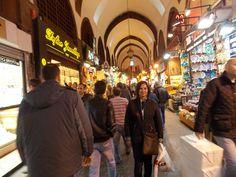 Turquia - Bazar de Especiarias - Istambul