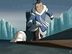 Boink boink boink. But don't forget that Zuko did the same thing to Sokka earlier, so he kinda deserved it