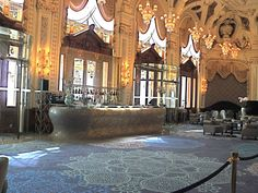 Casino Monte Carlo. Every room is just as amazing.