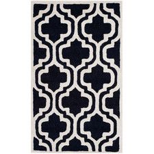 Area Rugs - Primary Pattern: Geometric-Ikat-Solid-Striped, Rug Size: 5' & 6' Round/Square | Wayfair