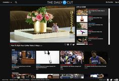 The Daily Cut | Your new one-stop destination for live and on-demand video from Time Inc. brands.