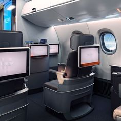 It seems like there's always something new happening to airplane cabins, whether that's a halfway-pleasant middle seat design or expanded in-flight menu featuring over-the-top snack options. The following innovations are a hopeful look at what innovations passengers of the future will have to look forward to. | Travel + Leisure