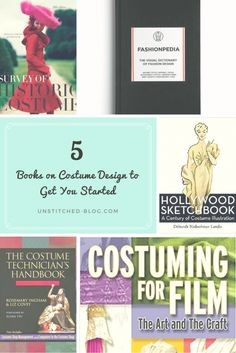 8 Best COSTUME DESIGN BOOKS images in 2017 | Costume Design, Books