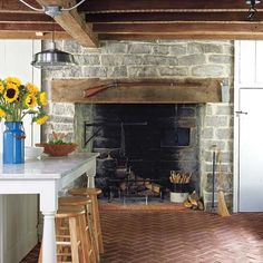 The Hub | A Decade to the Perfect Family Farmhouse | Photos | Befores and Afters | Remodels & Upgrades | This Old House